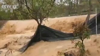 西班牙:連日強降雨 馬德裏洪水泛濫