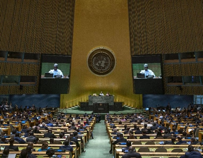 紐約:第74屆聯合國大會開幕