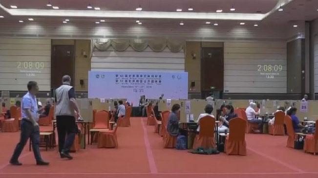 世界橋牌錦標賽中國女隊重回榜首