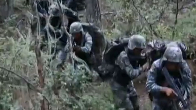 陸軍:高原叢林 偵察兵多課目連貫訓練