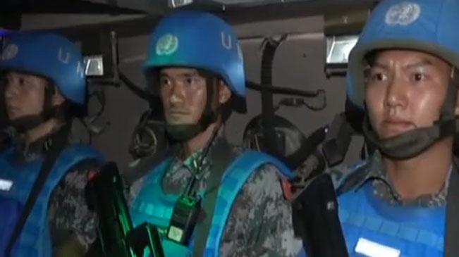 黎巴嫩:我維和部隊備戰多國聯合演習