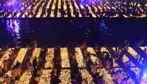 壯觀!印度排燈節點亮55萬盞陶燈 刷新世界紀錄