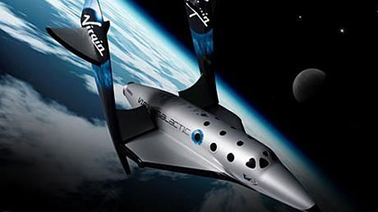 太空旅行:每人25萬美元 約700人預訂
