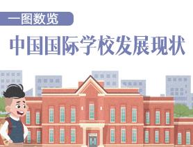 一圖數覽:中國國際學校發展現狀