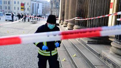 德國德累斯頓綠穹珍寶館遭竊