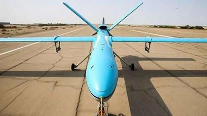 伊朗海軍公布新型無人機:可用于偵察 戰鬥 戰術行動等