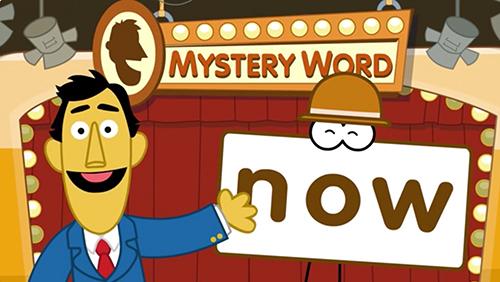 第三集 Mystery Word:Now