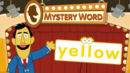 第四集|Mystery Word:Yellow