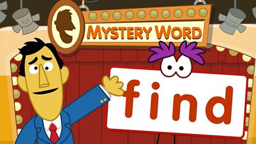 第五集 Mystery Word:Find