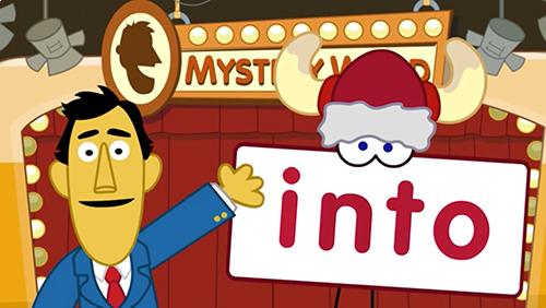 第七集 Mystery Word:Into