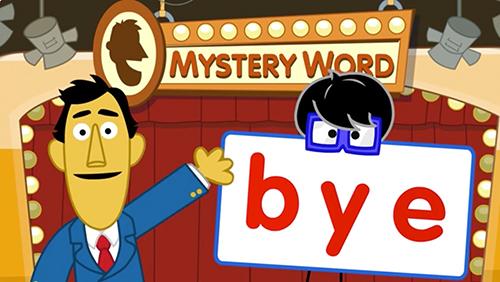 第十集 Mystery Word:Bye