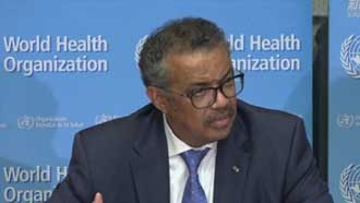世衛首席科學家:應讚賞中國分享新冠肺炎數據