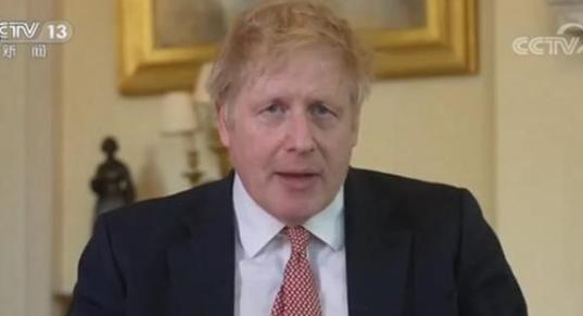 英國首相約翰遜出院:約翰遜發布視頻 感謝國家醫療服務體係