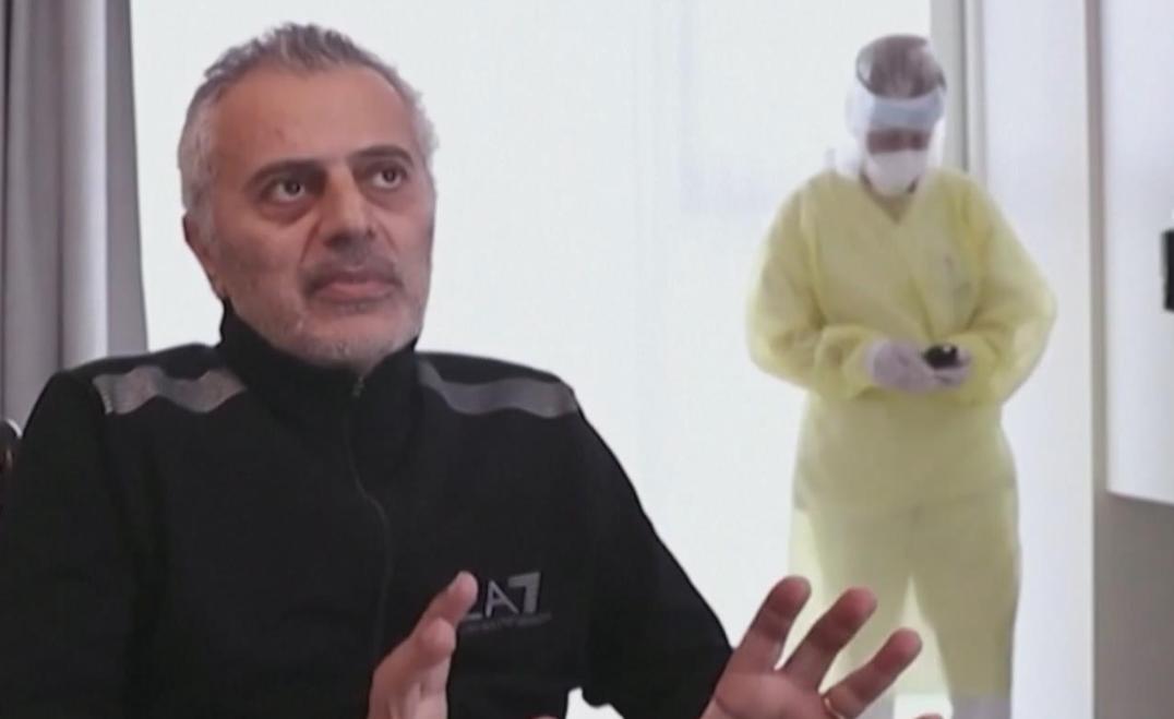新聞特寫:感染比利時醫生講述病危經歷