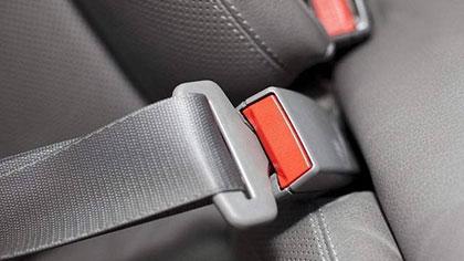 駕車出行 請一定係好安全帶