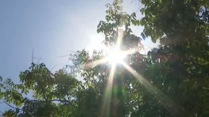 中央氣象臺繼續發布高溫黃色預警