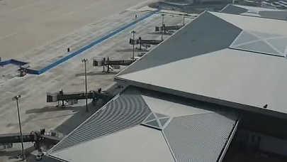 河北:邯鄲機場改擴建主體工程完工