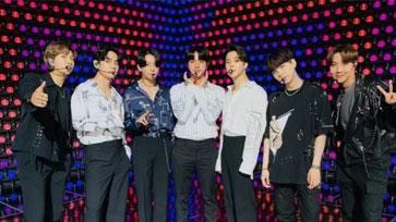韓男團線上演唱會火爆 粉絲:再來一次