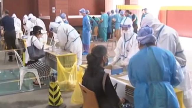 北京:20家醫療機構對首都高校開展核酸檢測