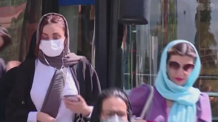 累計確診超22萬例 伊朗出臺新規應對疫情反彈