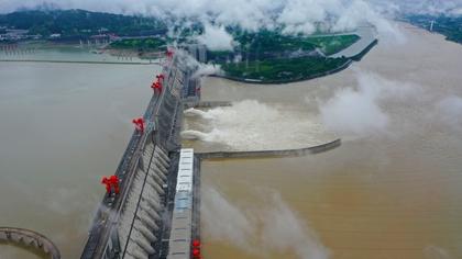 中國南方多地開展防汛救災:湖北1081座水庫超汛限水位