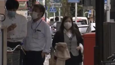 日本連續三天新增確診病例過百