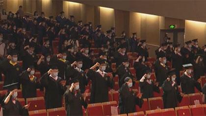 不一樣的畢業季:畢業感懷——天涯此時 共赴未來