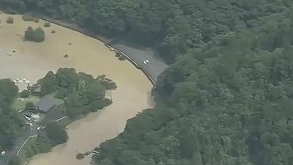 日本:九州強降雨造成嚴重次生災害