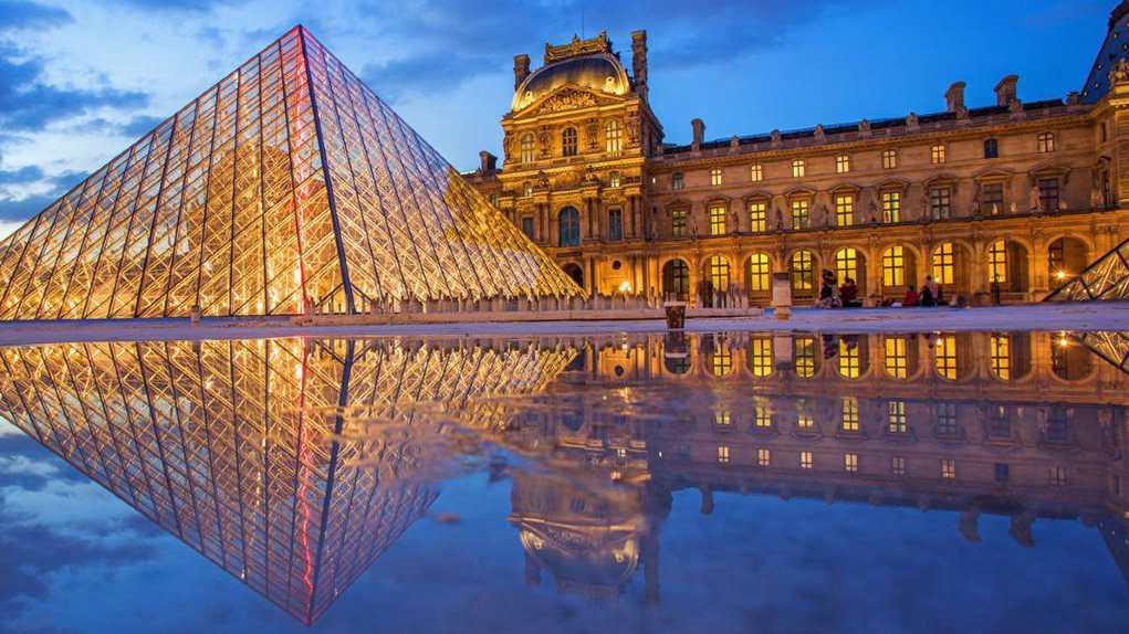 法國:盧浮宮今日重開 將採取多項防疫措施
