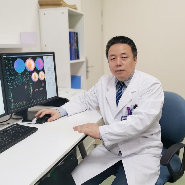 """李劍明: 配好心臟核醫學""""望遠鏡"""" 助力精準診療冠心病"""