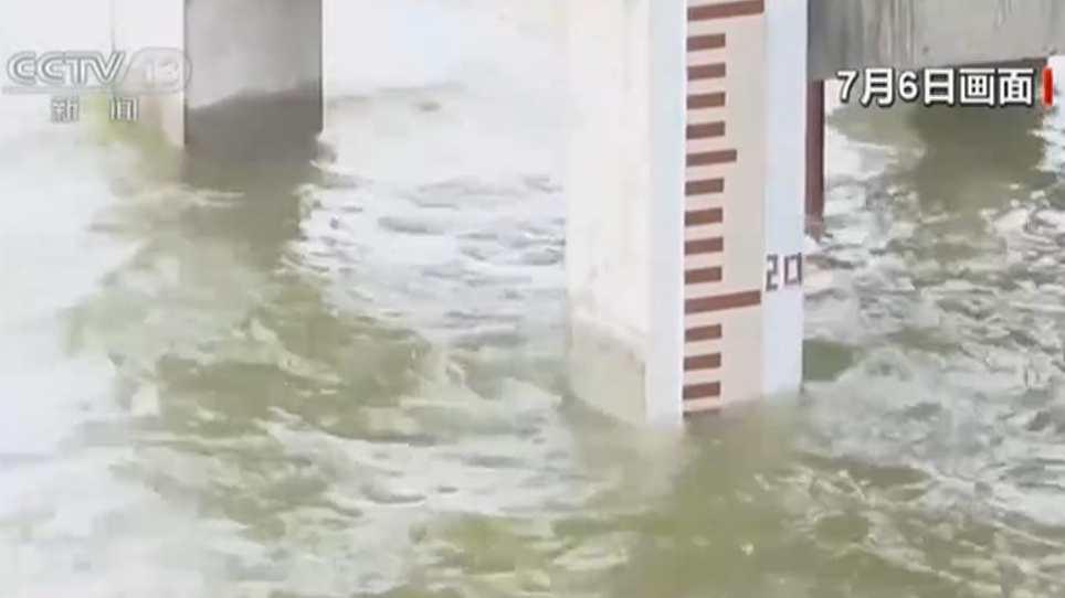 江西:鄱陽湖2020年第1號洪水形成