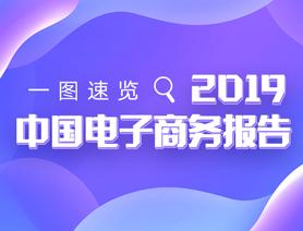 一圖速覽2019中國電子商務報告