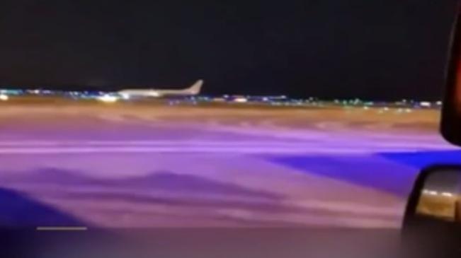 瑞麗航空一航班擋風玻璃破裂緊急降落