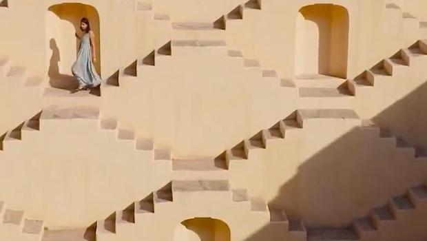 精致!建築奇觀 揭秘印度齋普爾階梯水井