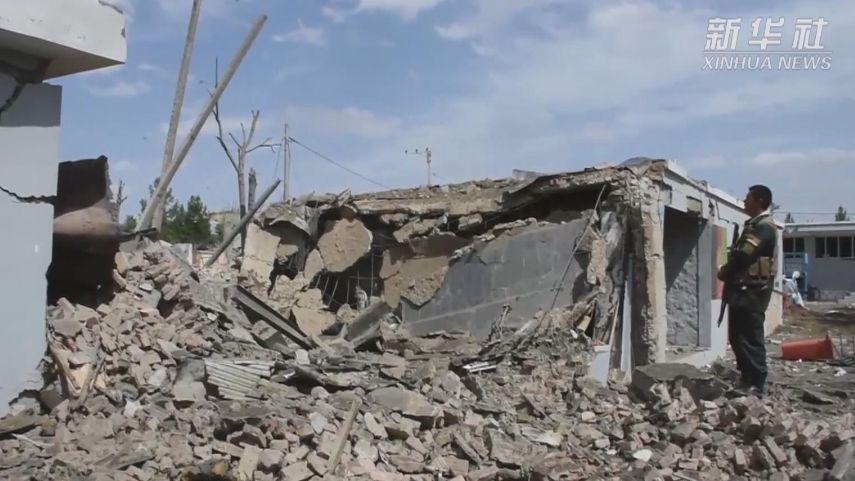 阿富汗北部汽車炸彈襲擊傷亡人數增至77人
