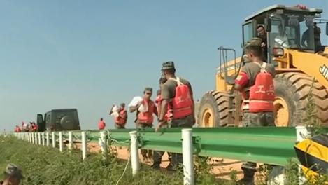 國家防總加派6個工作組指導防汛救災