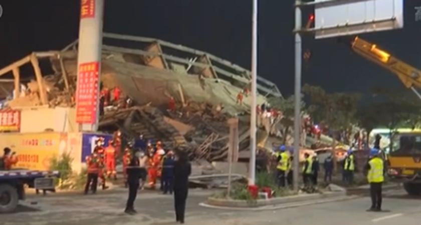 """泉州欣佳酒店""""3·7""""坍塌事故49名公職人員被追責"""