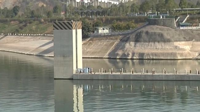 三峽水庫連續5次調減下泄量攔蓄洪水