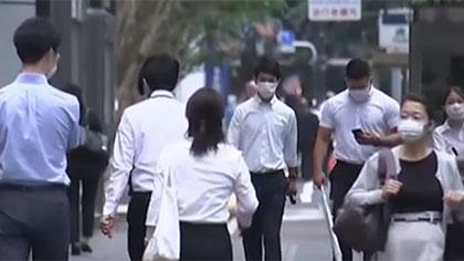 日本:東京都新增確診病例再創新高