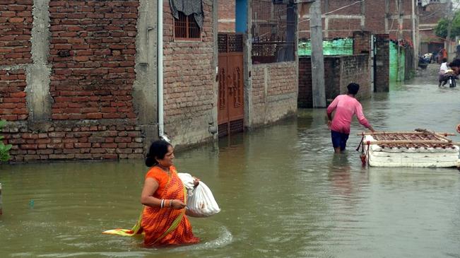 印度比哈爾邦洪災死亡人數升至32人