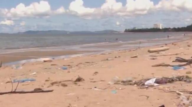 """回收漁網 泰國""""廢物利用""""防止海洋污染"""