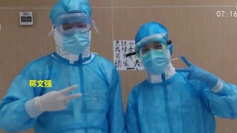 遼寧:小夥主動請纓當志願者 再進隔離區