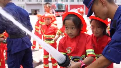 """這樣的暑假有意義!""""烈火少年""""的消防隊初體驗"""
