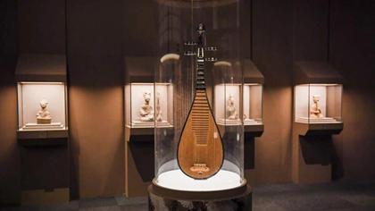"""想聽千年前的音樂嗎?這些古代樂器""""拍了拍""""你"""