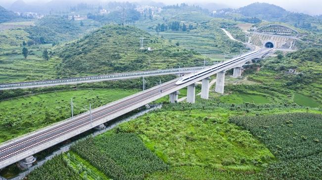 中國國鐵集團:到2035年 全國鐵路網達20萬公裏