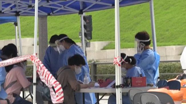 韓聚集性感染增加 上調首都圈防疫級別