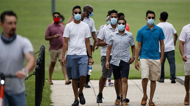 美國:累計確診病例超542萬 死亡超17萬