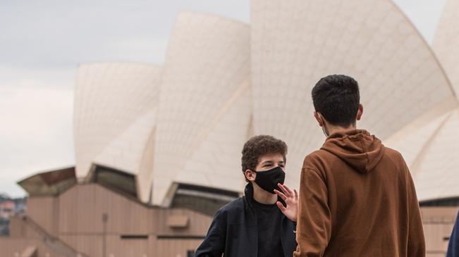 澳大利亞:新增死亡病例創新高 年輕人感染率高