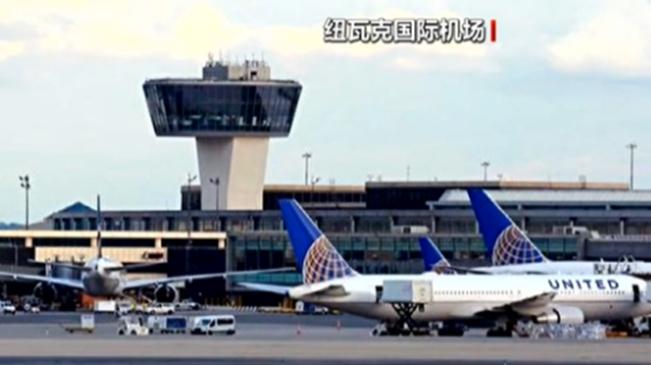 美國:上百名中國乘客因美航班延誤起飛滯留