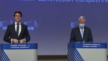 布魯塞爾:英歐第七輪未來關係談判未獲明顯進展